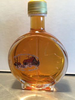 Maple Syrup - Round Bottle