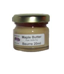 Maple Butter Wedding Favors