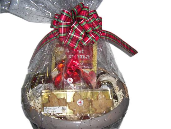 Maple Syrup - gift basket
