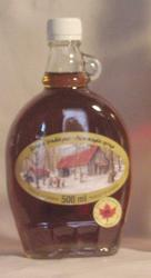 Maple Syrup - Extract Bottle
