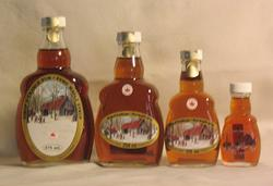 Maple Syrup - Royal Glass Bottles