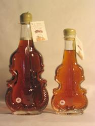 Maple Syrup - Violin Container