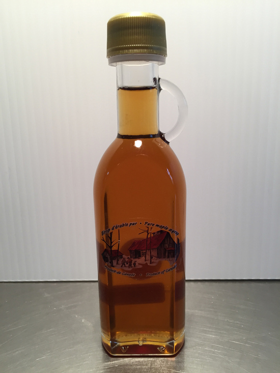 Maple Syrup - Manico Bottle