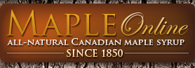 MapleOnline.com - Pure, All Natural, Canadian Maple Syrup - Since 1850